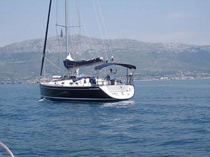 Salona 45 (code:NAA 19) - Šibenik - Charter plovila Hrvatska