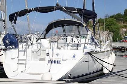 Sun Odyssey 40,3 (code:NAA 22) - Sibenik - Charter boten Kroatië