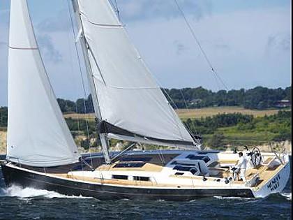 Hanse 575 (CBM Realtime) - Primosten - Charter boten Kroatië