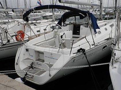 Sun Odyssey 42.2 (CBM Realtime) - Sukosan - Charter ships Croatia