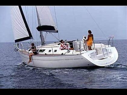 Sun Odyssey 37 (CBM Realtime) - Dubrovnik - Charter ships Croatia