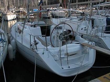 Sun Odyssey 32 i (CBM Realtime) - Split - Charter ships Croatia