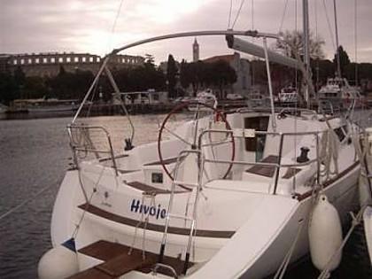 Sun Odyssey 36i (CBM Realtime) - Pula - Charter navi Croazia