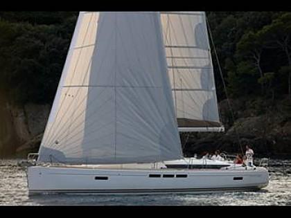 Sun Odyssey 509 (CBM Realtime) - Сплит - Чартер ХорватияХорватия