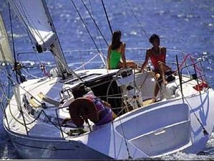 Elan 38 (CBM Realtime) - Vodice - Charter boten Kroatië