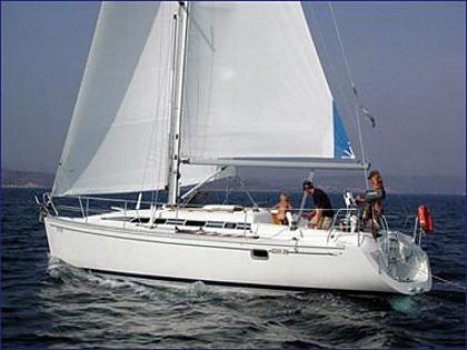 Elan 36 (code:ELA 21) - Punat - Charter hajókHorvátország