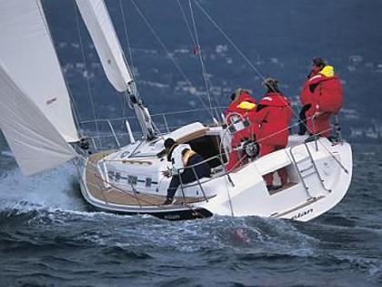 Elan 36 (code:ELA 22) - Punat - Charter hajókHorvátország