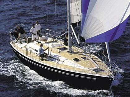 Elan 45 (code:ELA 5) - Sukosan - Charter ships Croatia