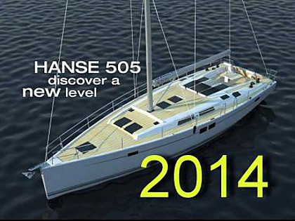 Hanse 505 (CBM Realtime) - Биоград - Чартер ХорватияХорватия