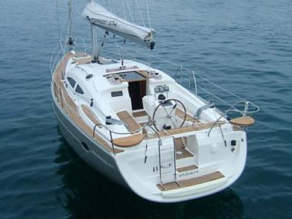 Elan Impression 384 (code:ELA 8) - Sukošan - Charter plavidlá Chorvátsko