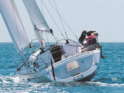 Elan 40 (code:ELA 10) - Sukosan - Charter Boote Kroatien