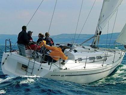 Elan 333 (code:ELA 18) - Sukošan - Charter plovila Hrvatska