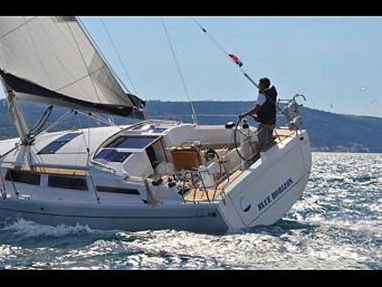 Hanse 345 (CBM Realtime) - Kastel Gomilica - Charter embarcation Croatie