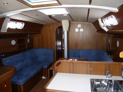 Salona 45 (CBM Realtime) - Kastel Gomilica - Charter embarcation Croatie