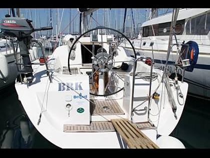 Elan 333 (CBM Realtime) - Kastel Gomilica - Charter Boote Kroatien