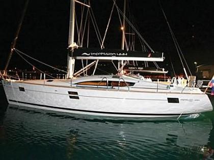 Elan 444 (code:ELA 28) - Biograd - Charter plovila Hrvatska