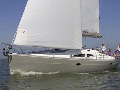 Elan Impression 384 (code:ELA 29) - Biograd - Charter boten Kroatië