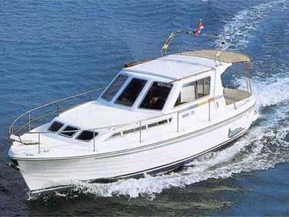 Adria 1002 (CBM Realtime) - Sukošan - Charter plovila Hrvaška