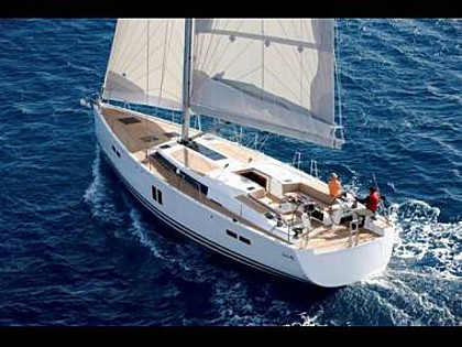 Hanse 545 (CBM Realtime) - Rogac - Charter navi Croazia
