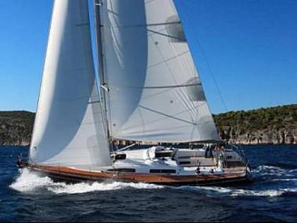 Salona 42 (CBM Realtime) - Zaton (Zadar) - Charter ships Croatia