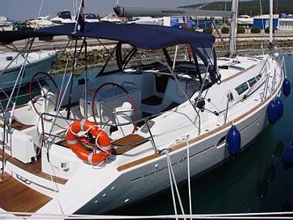 Sun Odyssey 45 (CBM Realtime) - Sukosan - Charter Boote Kroatien
