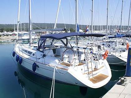 Sun Odyssey 45 (CBM Realtime) - Sukosan - Czarter statki Chorwacja