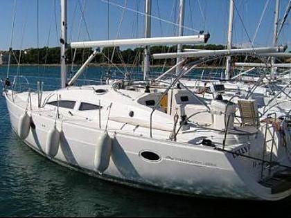 Elan 384 Impression (CBM Realtime) - Zadar - Charter hajókHorvátország