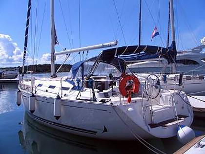 Dufour 385 (CBM Realtime) - Sibenik - Charter ships Croatia