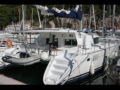Lagoon 440 (CBM Realtime) - Trogir - Charter boten Kroatië