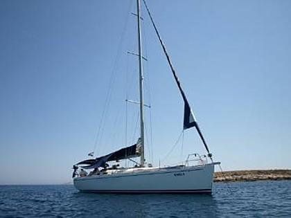 Salona 45 (CBM Realtime) - Trogir - Charter plovila Hrvatska