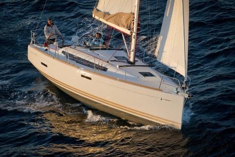 Sun Odyssey 379 (CBM Realtime) - Seget Donji - Charter Boote Kroatien