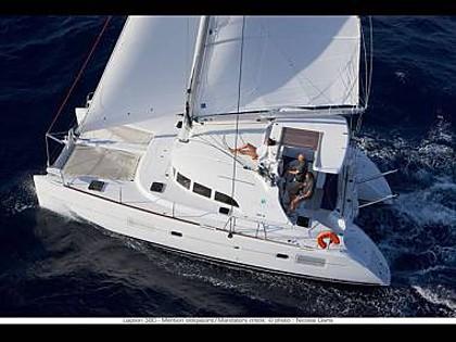 Lagoon 380 (CBM Realtime) - Biograd - Charter ships Croatia
