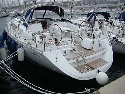 Sun Odyssey 44 i (CBM Realtime) - Sukosan - Charter navi Croazia
