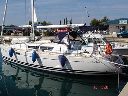 Sun Odyssey 36i (CBM Realtime) - Sukosan - Charter hajókHorvátország
