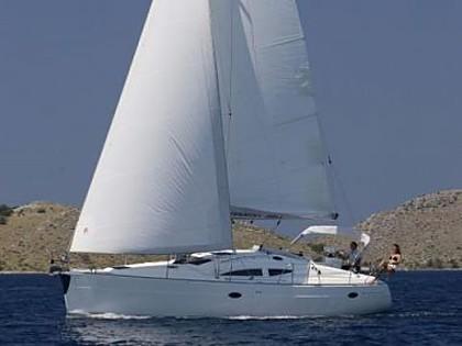 Elan Impression 384 (code:ELA 55) - Kastel Gomilica - Charter plavidlá Chorvátsko