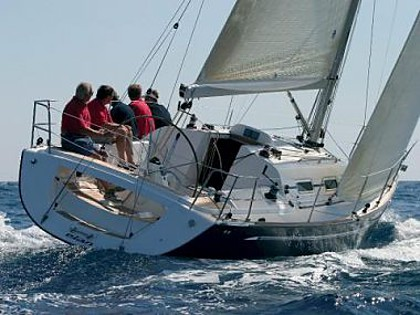 Elan 37 (code:ELA 56) - Kastel Gomilica - Charter navi Croazia