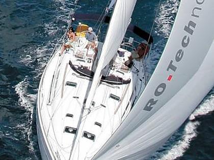 Sun Odyssey 45 (CBM Realtime) - Pula - Charter plavidlá Chorvátsko