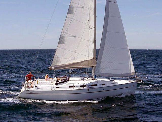 Cyclades 39.3 (CBM Realtime) - Rogac - Charter ships Croatia