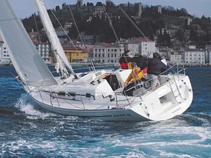 Elan 333 (code:ELA 58) - Kastel Gomilica - Charter plavidlá Chorvátsko