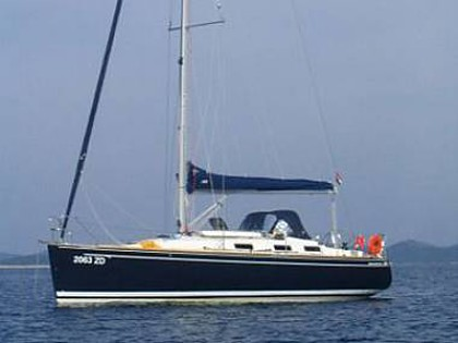 Salona 37 (CBM Realtime) - Šibenik - Charter plovila Hrvatska