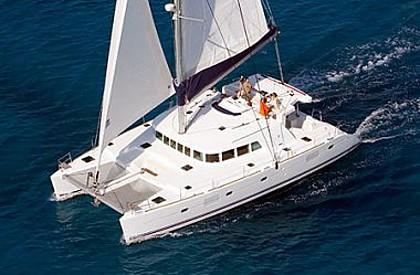 Lagoon 500 (code:DCH 1) - Primosten - Charter Boote Kroatien