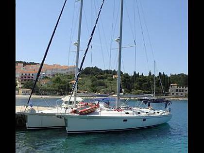 Gib Sea 51 (CBM Realtime) - Каштель Гомилица - Чартер ХорватияХорватия