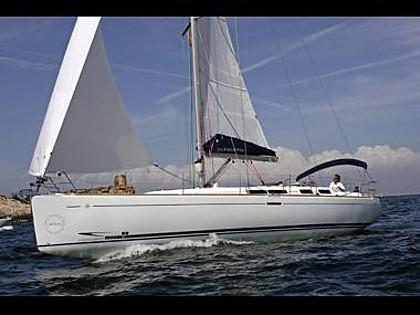Dufour 455 (CBM Realtime) - Kastel Gomilica - Charter ships Croatia