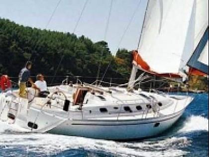 Gib Sea 43 (CBM Realtime) - Betina - Charter boten Kroatië