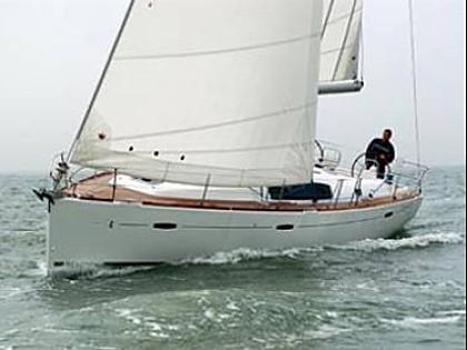Oceanis 43 (CBM Realtime) - Betina - Charter plovila Hrvaška