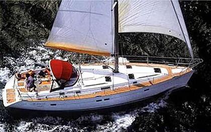 Oceanis 411 (code:DCH 4) - Primosten - Charter Boote Kroatien