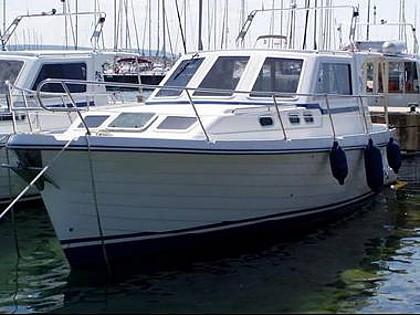 Adria 1002 (CBM Realtime) - Trget - Charter embarcation Croatie