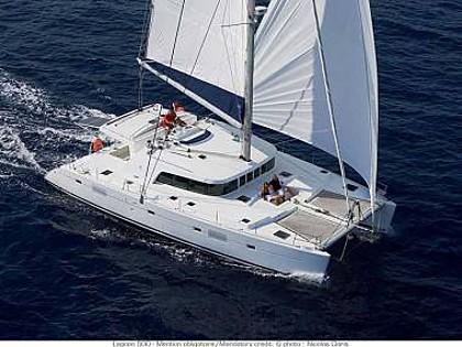 Lagoon 500 (CBM Realtime) - Sukosan - Charter ships Croatia