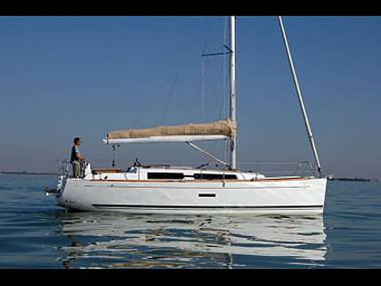 Dufour 335 GL (CBM Realtime) - Sibenik - Charter boten Kroatië