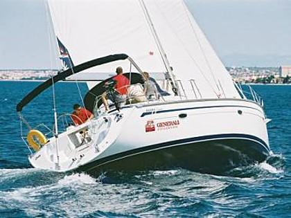 Bavaria 46 Cruiser (CBM Realtime) - Sukošan - Charter plavidlá Chorvátsko